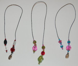 Beaded Book Marks 3
