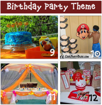 birthday party decorations pictures. Birthday Party Theme Ideas