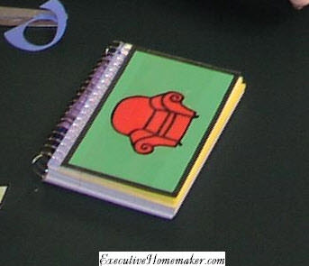 picture regarding Blues Clues Handy Dandy Notebook Printable called Easy Dandy Laptop computer Idea Junkie