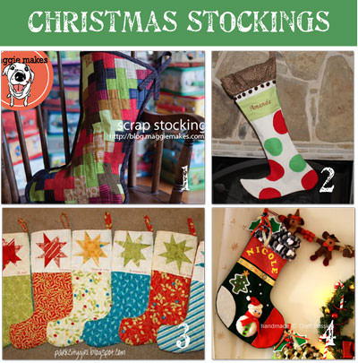 Cat Paws Christmas Stocking Crochet Pattern | Red Heart