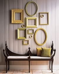 decorate walls with empty frames 6 diy ideas tip junkie