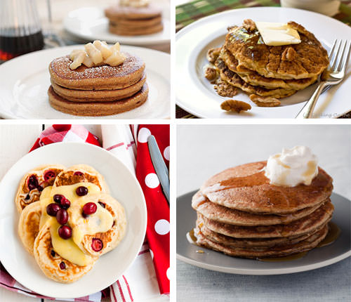 Yummy Pancake Recipes