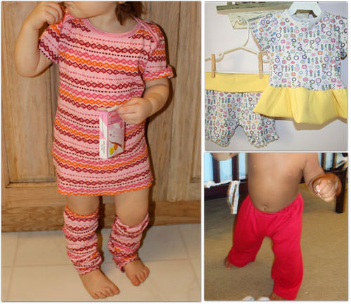 Repurposed Kids Clothes