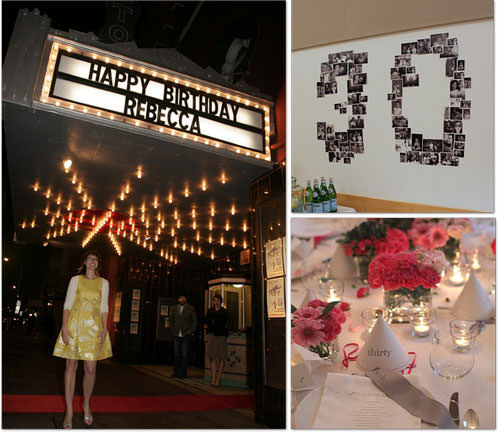 25 adult birthday party ideas 30th 40th 50th 60th for 30th birthday party decoration