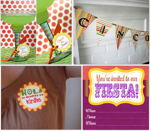 Free Printables for cinco de mayo