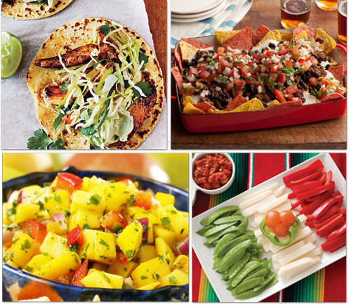Cinco De Mayo Foods