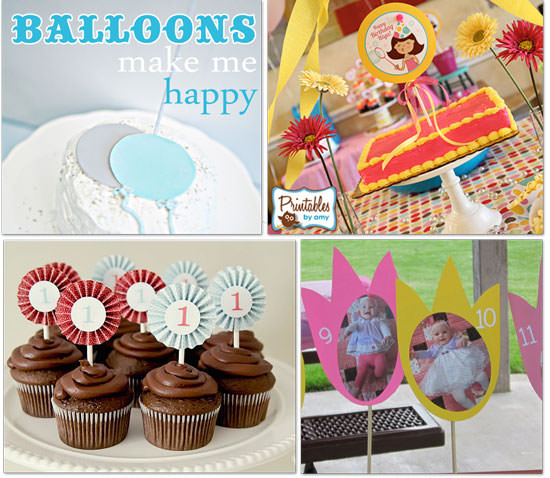 Fun First Birthday Themes