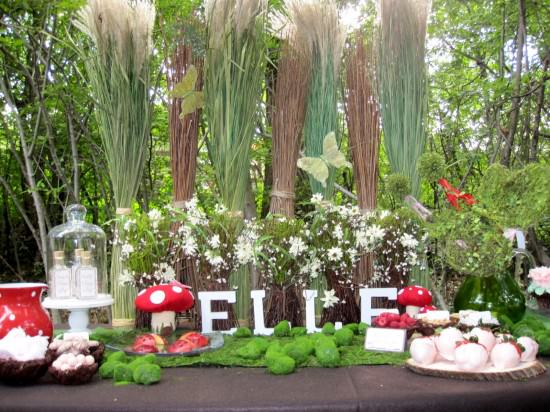 Fairy Party Decor