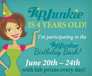 4th annual tip junkie birthday bash