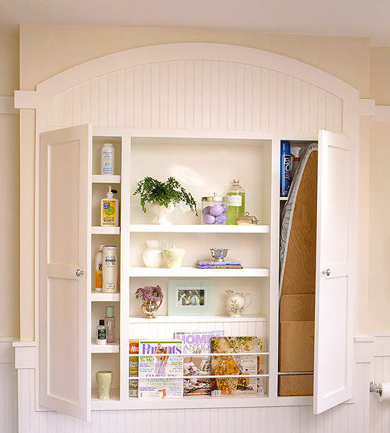 Cottage Style Wall Unit