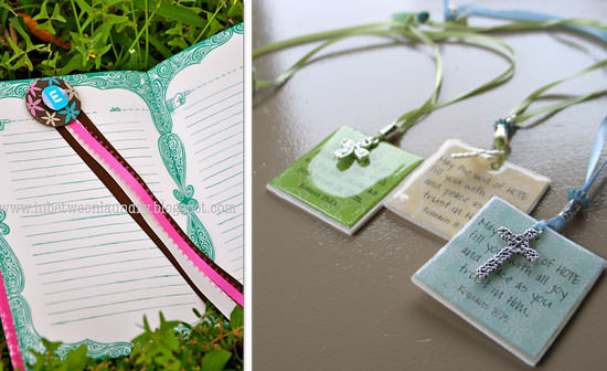 Homemade Bookmark Patterns