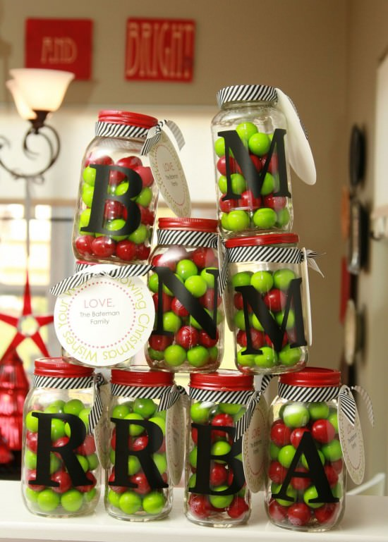 Easy Homemade Christmas Gift Ideas!