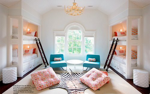 6 Darling Bunk Bed Ideas
