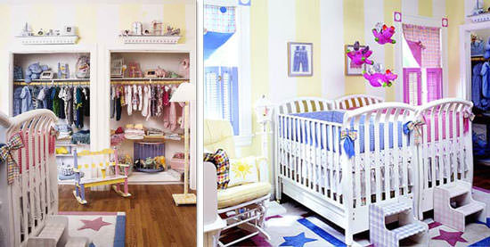 22 Kids Rooms for Two