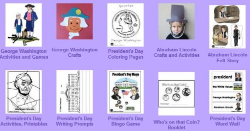 Ten President's Day Crafts,