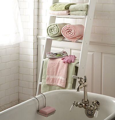 Towel Decor Ideas