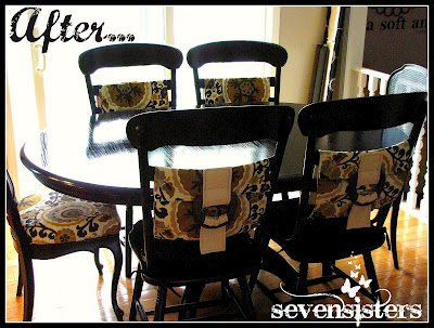Chic Buckle Chairbakers
