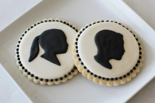 Silhouette Cookies Recipe
