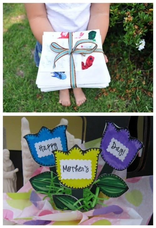 Mothers Day Presents For Kids To Make