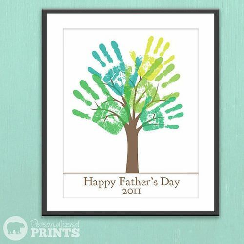 all crafts 32 Best Homemade Fathers Day Gifts