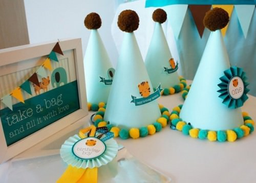 all crafts 43 Creative Zoo Animal Birthday Party Themes
