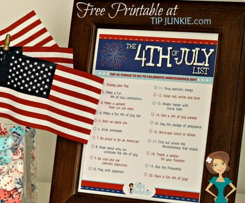 How to Celebrate the 4th of July as a Family