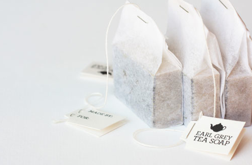 Handmade Tea Soap plus printable
