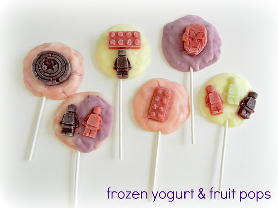Lego Fruit Pops