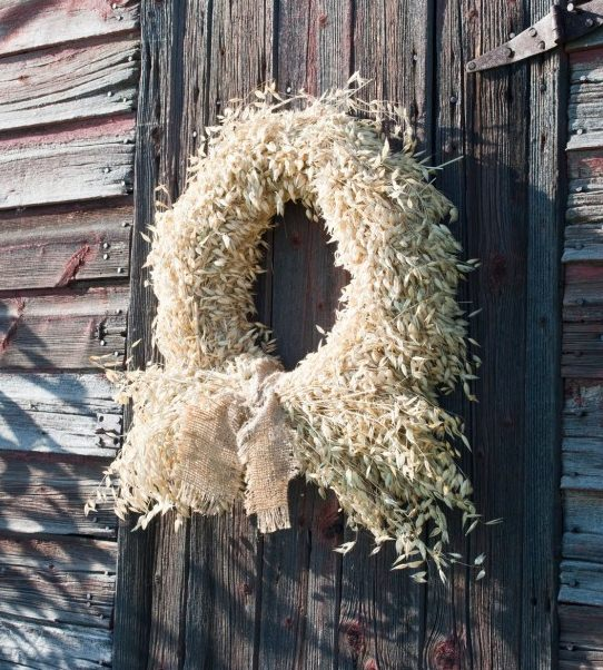 Wheat Fall Wreath
