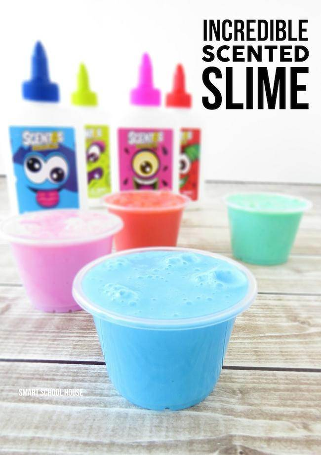 6 recipes to make slime for kids tip junkie - Easy ways of adding color to your home without overspending ...