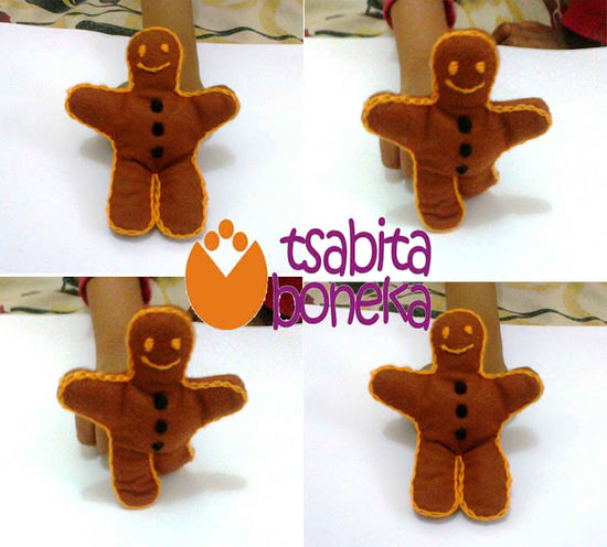 Gingerbread Man 0