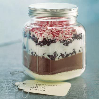 Chocolate Mix in a Jar