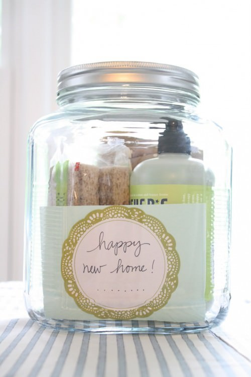 Canning Jar Gift Ideas