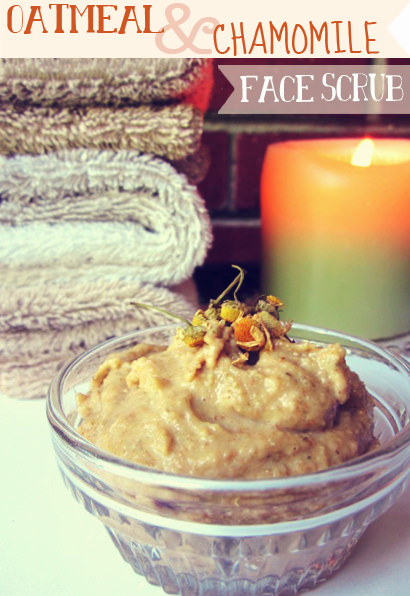 Homemade Facial Scrub