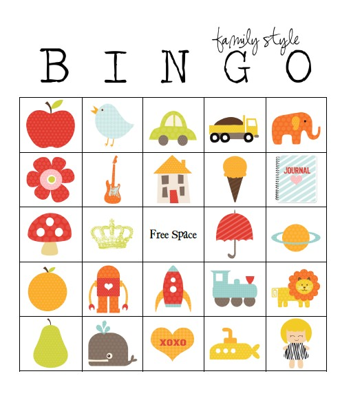 photo relating to Fall Bingo Printable identify 49 Printable Bingo Card Templates Idea Junkie