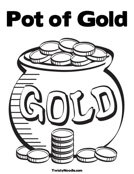 pot of gold coupon printables