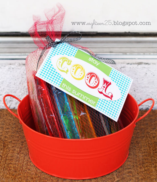 End of School Party Favors