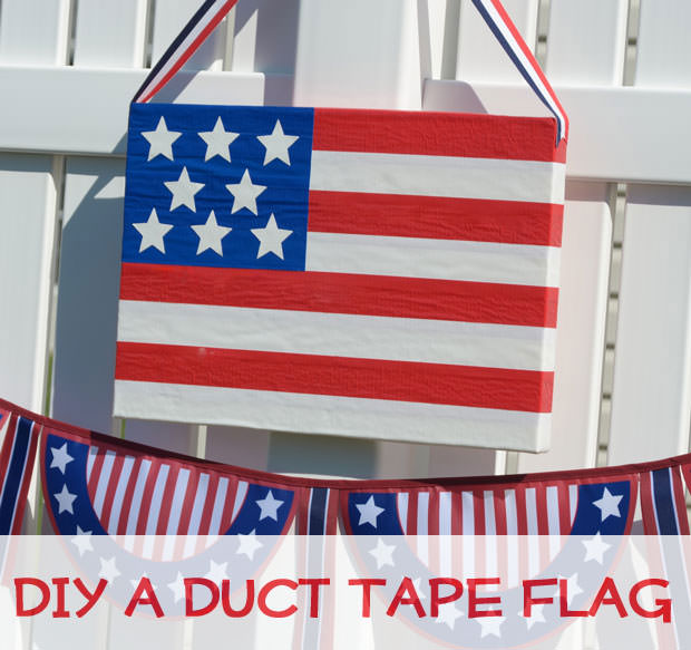 Duct-Tape-Flag-Craft