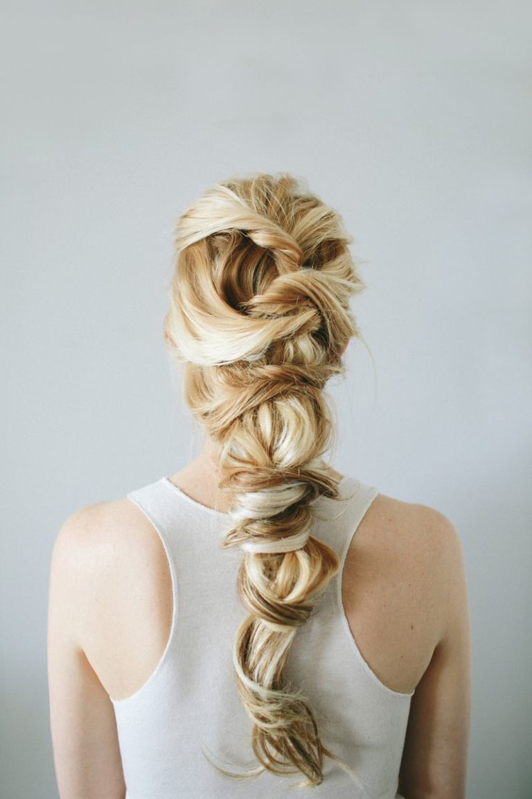 Romantic Twist Braid