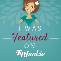 I was featured on Tip Junkie