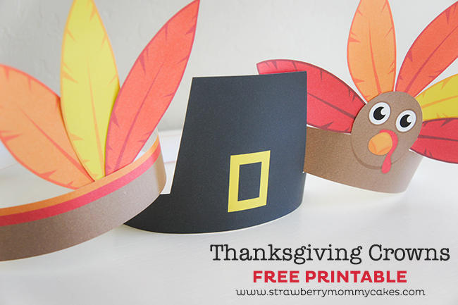 picture regarding Printable Pilgrim Hat called 10 Thanksgiving Hats for Small children in direction of Crank out Idea Junkie