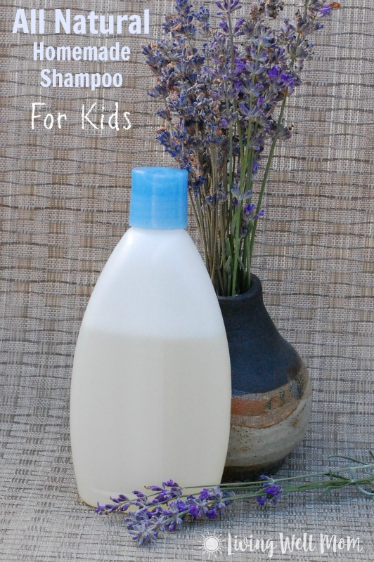 all natural shampoo for kids