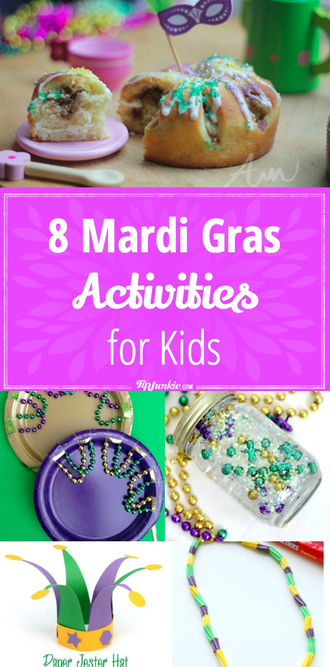 8 Mardi Gras Activities for Kids