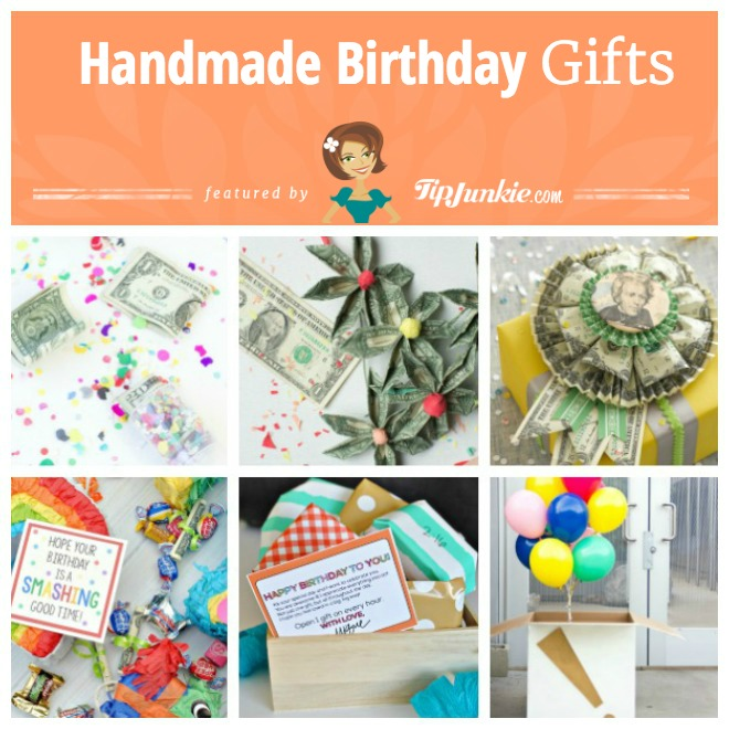 handmade birthday gifts for 15 easy diy birthday gifts tip junkie 3198