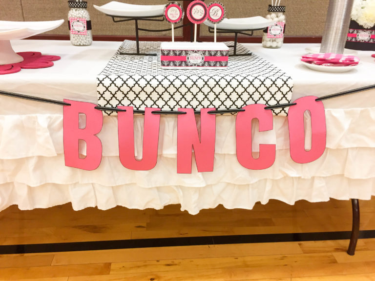 picture relating to Cute Bunco Score Sheets Printable called Free of charge Bunco Rating Sheets and Celebration Decor Idea Junkie