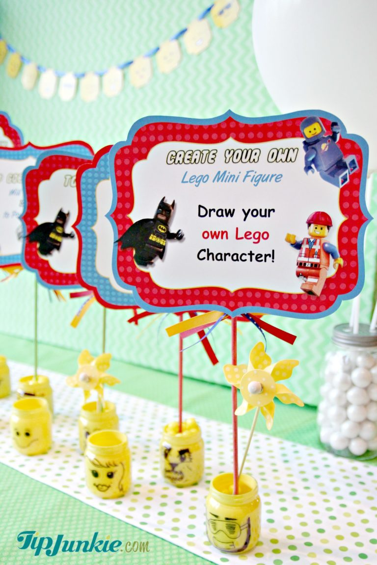 Lego Games Free Printable Signs on Tip Junkie