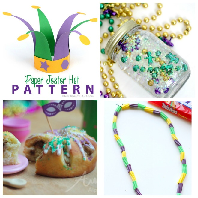 Mardi Gras Activities for Kids