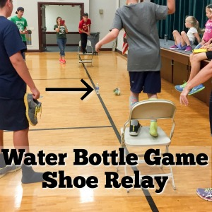 Water Bottle Game Shoe Relay Race_Featured