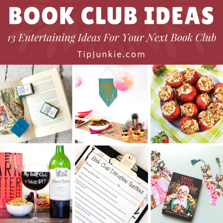 photo relating to Printable Book Club Questions known as 13 Exciting Guide Club Tips for Your Following Reserve Suggestion Junkie