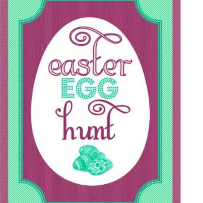 FREE Easter Party Printables {diy decor}